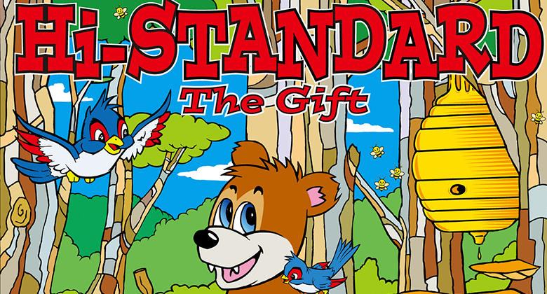 The gift hi standard the gift hi standard negle Images