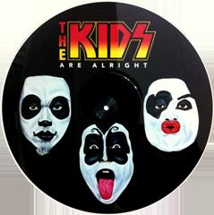 KIDS ARE ALRIGHT プロモーション用 ピクチャー12インチ