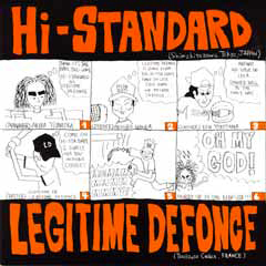 SIDE-A 01, CALIFORNIA DREAMIN'* 02, SATURDAY NIGHT* *アルバムとは別テイク *フランスのLEGITIME DEFONCEとのスプリットEP